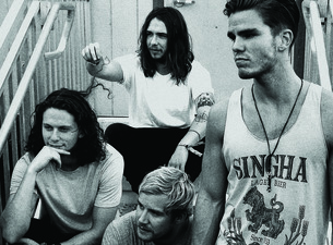 Kaleo Express Fall  Tour