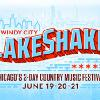 Windy City LakeShake Festival featuring Dierks Bentley, Brad Paisley, Florida Georgia Line & more Jun 19, 20 & 21 FirstMerit Bank Pavilion at Northerly Island