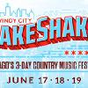Windy City LakeShake Festival featuring Jason Aldean, Lady Antebellum, Tim McGraw & more Jun 17 - 19 FirstMerit Bank Pavilion at Northerly Island
