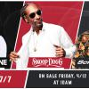 Snoop Dog, LIL Wayne, ScHoolboy  Summerfest, Milwaukee  July 7, 2019